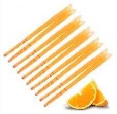Ušní Svíčka s Vůní - Sladký Pomeranč - 10 ks