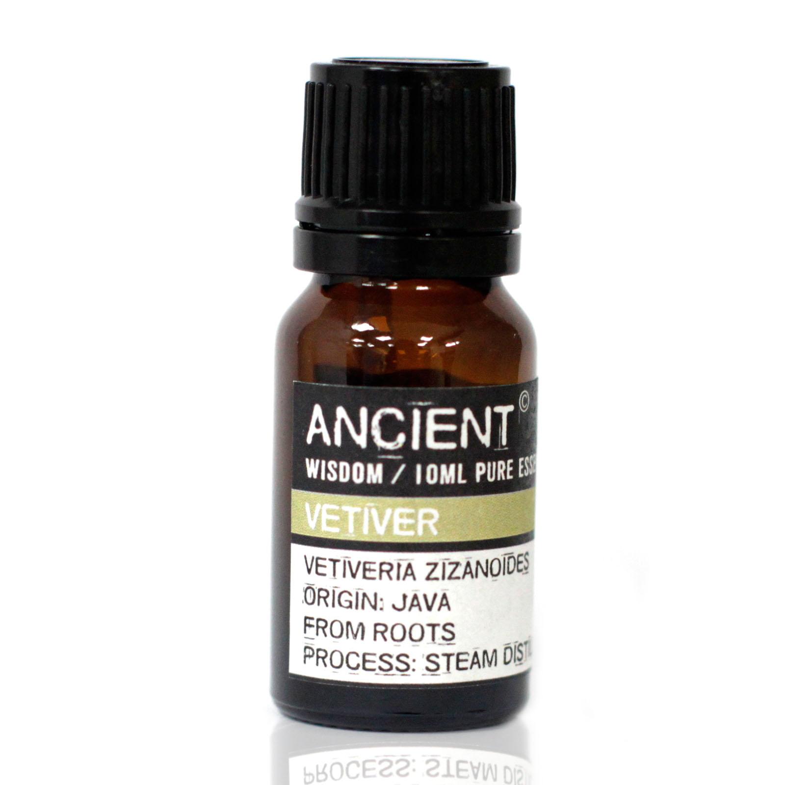 10 ml Vetiver Esenciální Olej