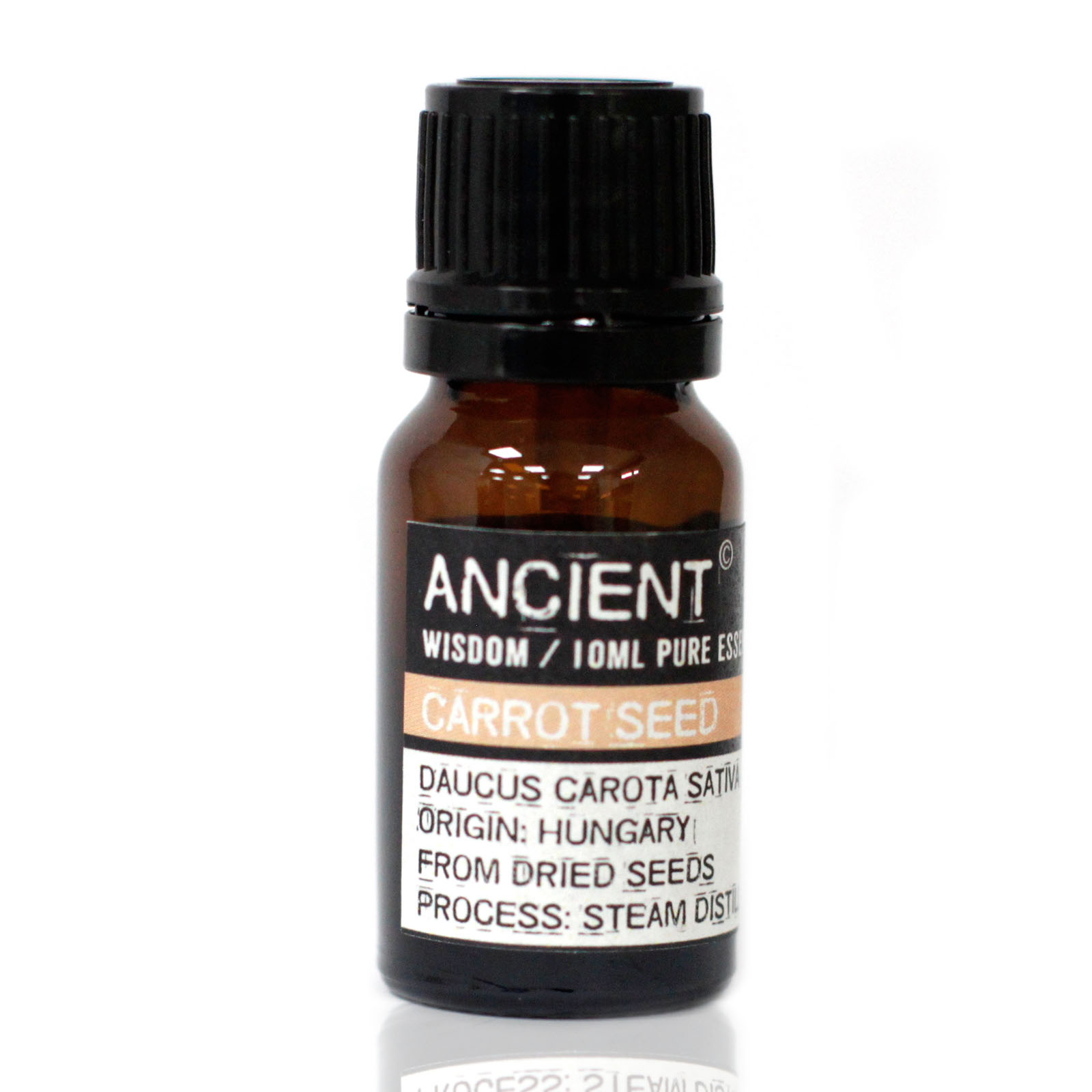 10 ml Mrkev (semeno) Esenciální Olej