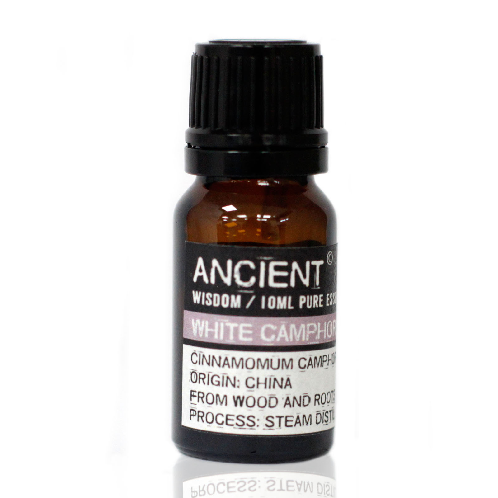 10 ml Bílý Kafr Camphor Esenciální Olej