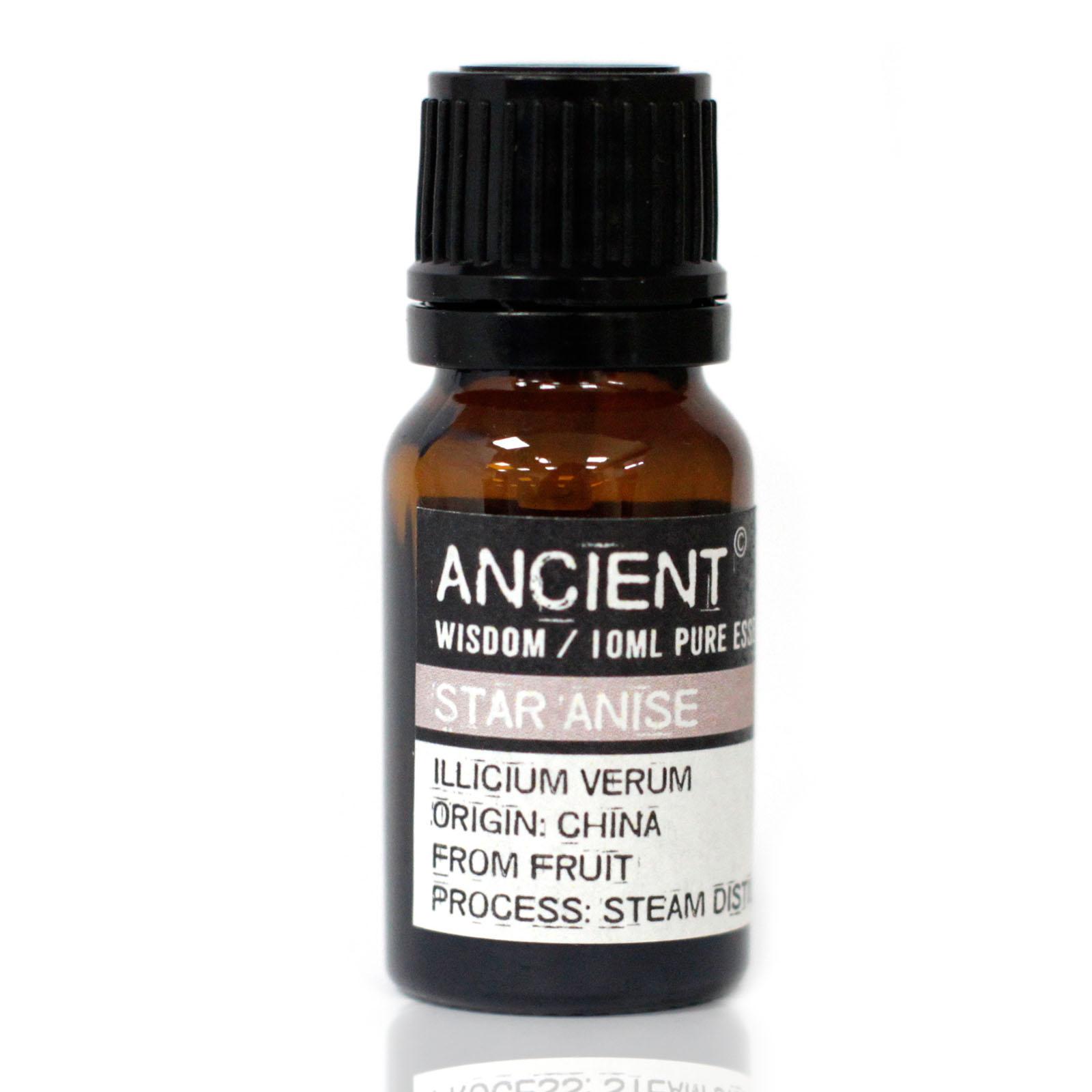 10 ml Badyán Esenciální Olej