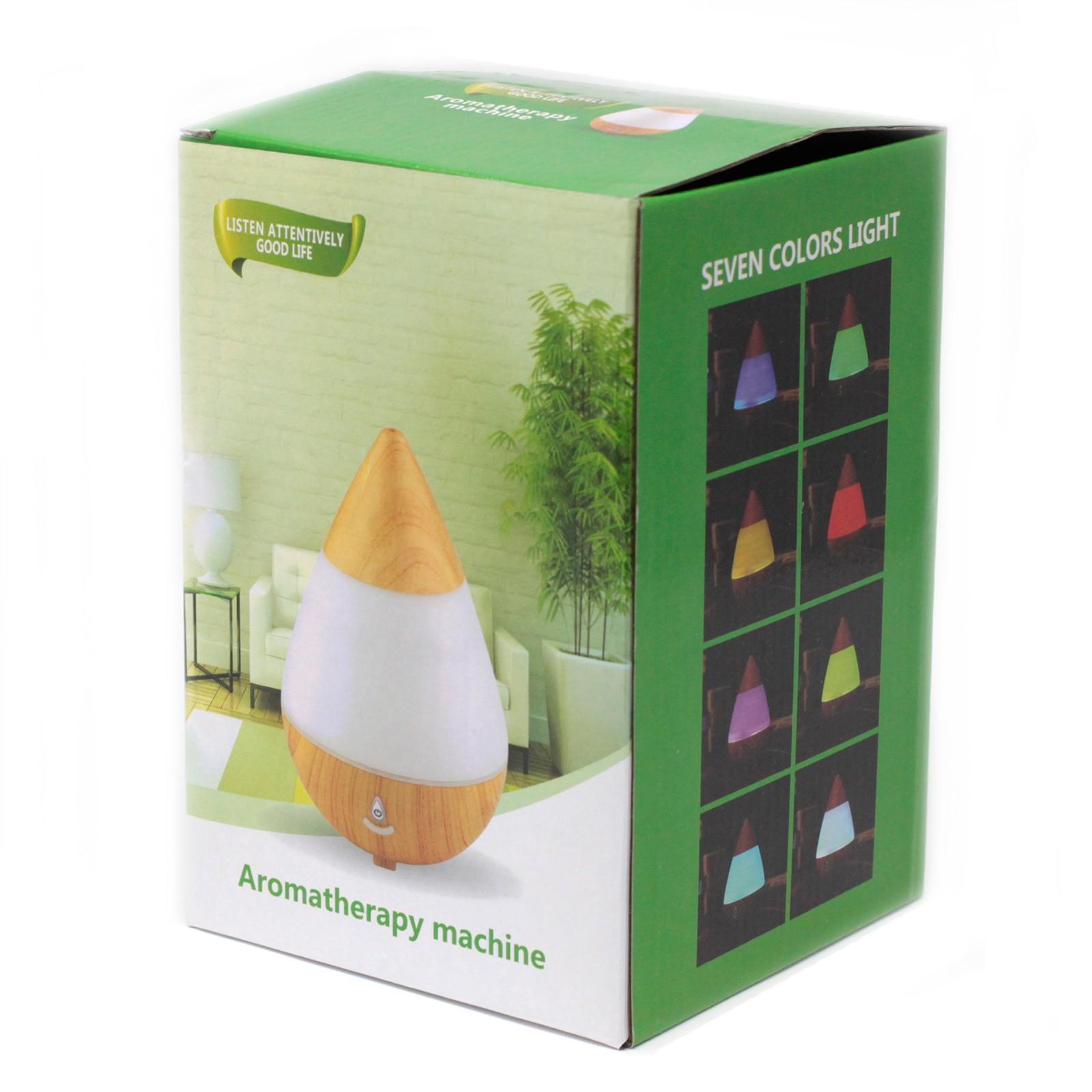 Aroma Difuzér Slza - USB - LED podsvícení