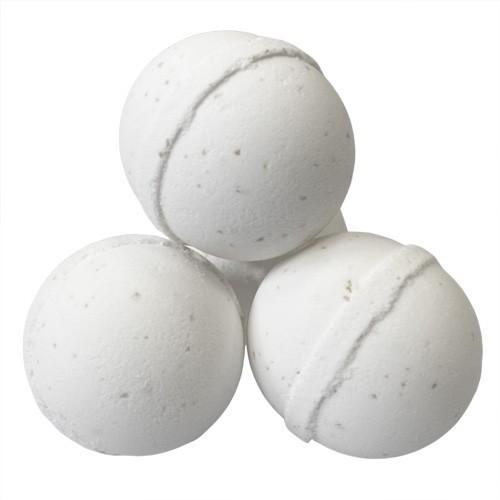 Aromaterapeutické Šumivé Bomby - Nachlazení a Chřipka