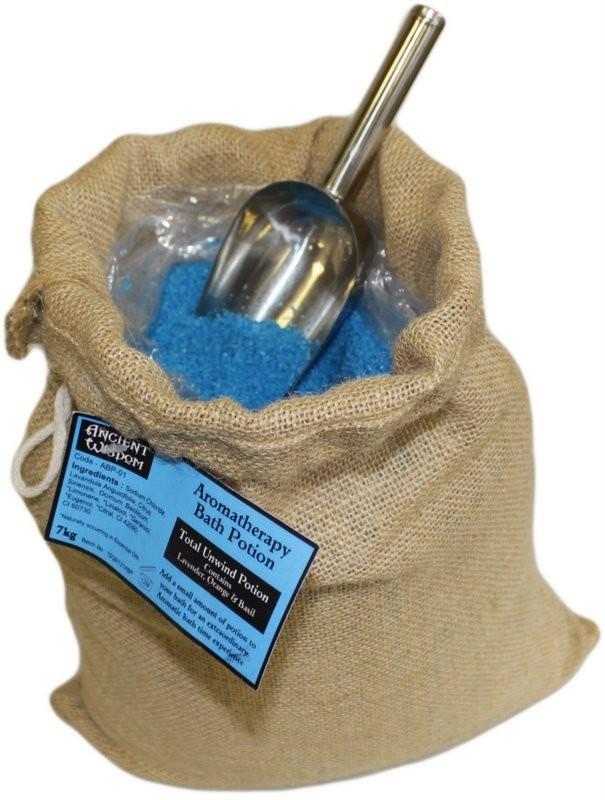 Aromaterapeutické Soli do Koupele 7 kg - Úlpné Uvolnění