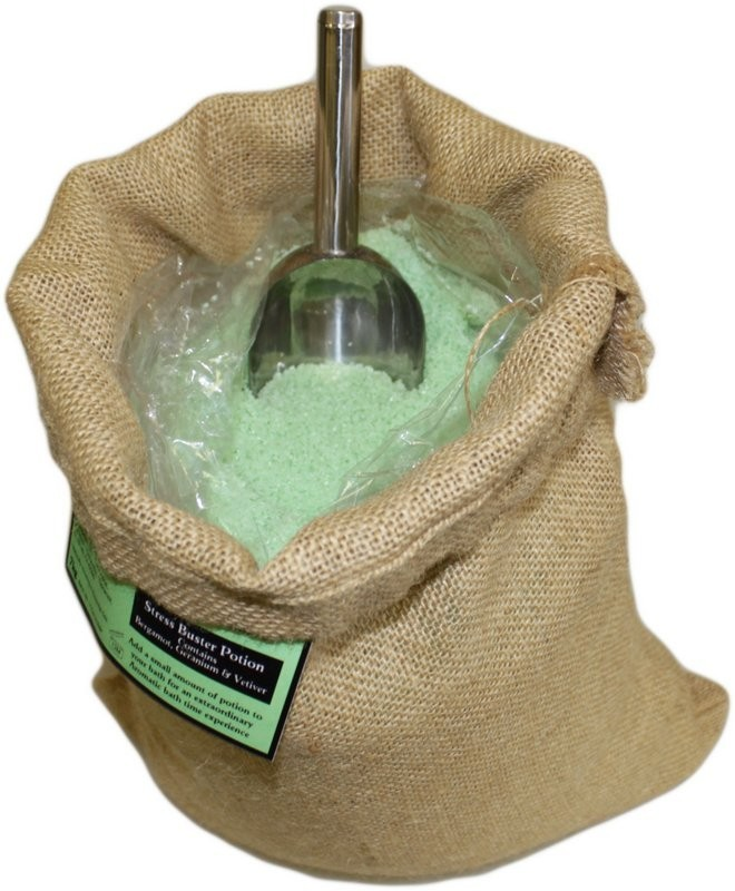 Aromaterapeutické Soli do Koupele 7 kg - Anti Stress