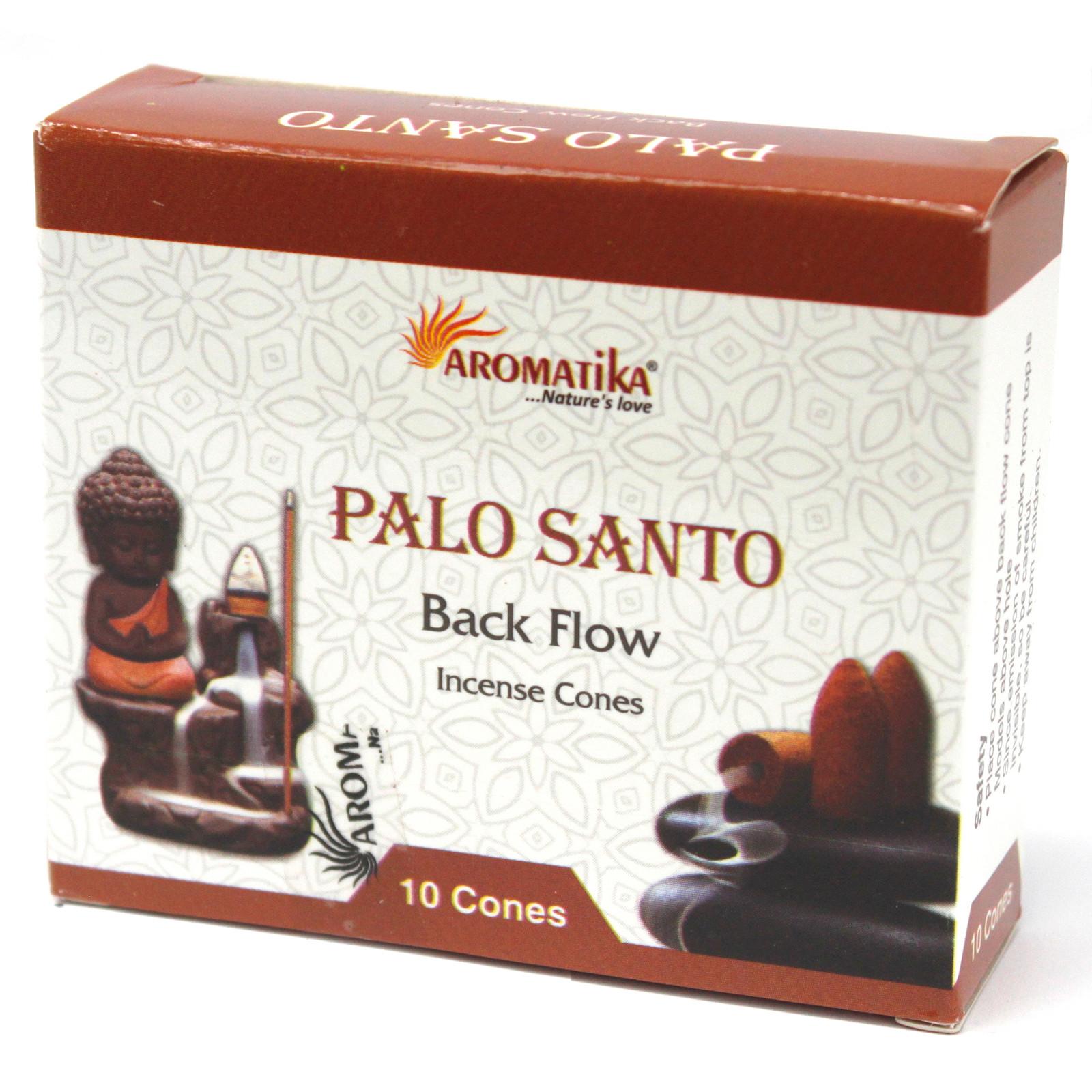 Aromatika Vonní Kužele - Palo Santo