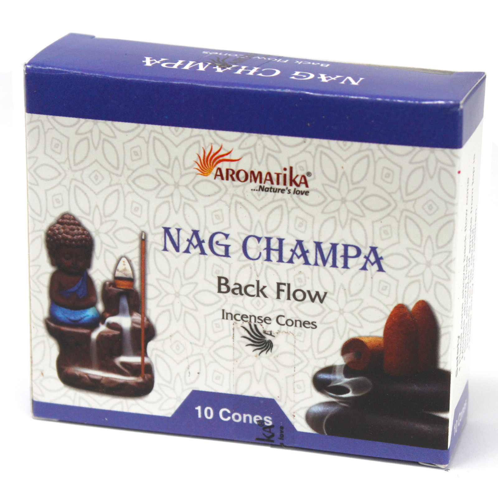 Aromatika Vonní Kužele - Nag Champa