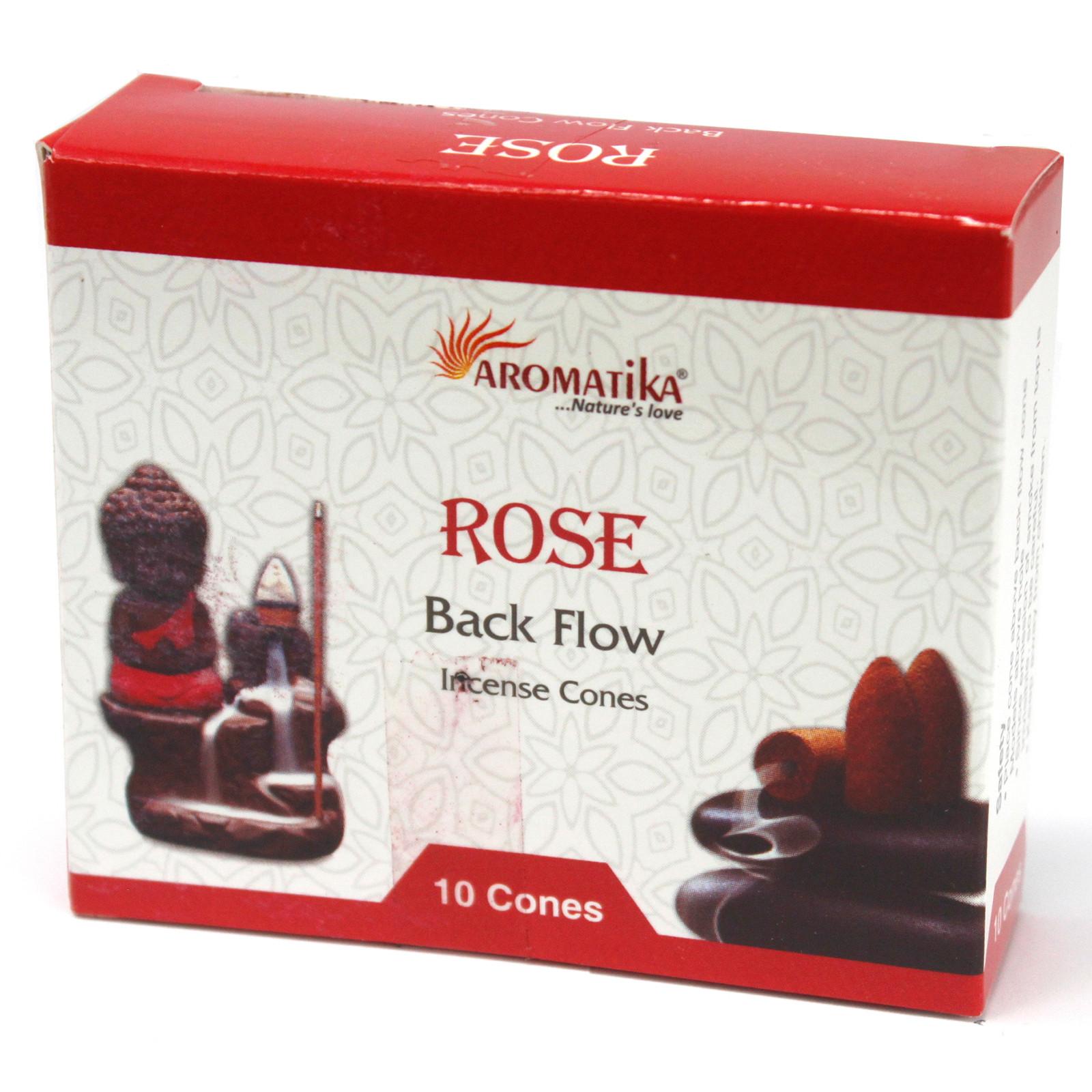 Aromatika Vonní Kužele - Růže