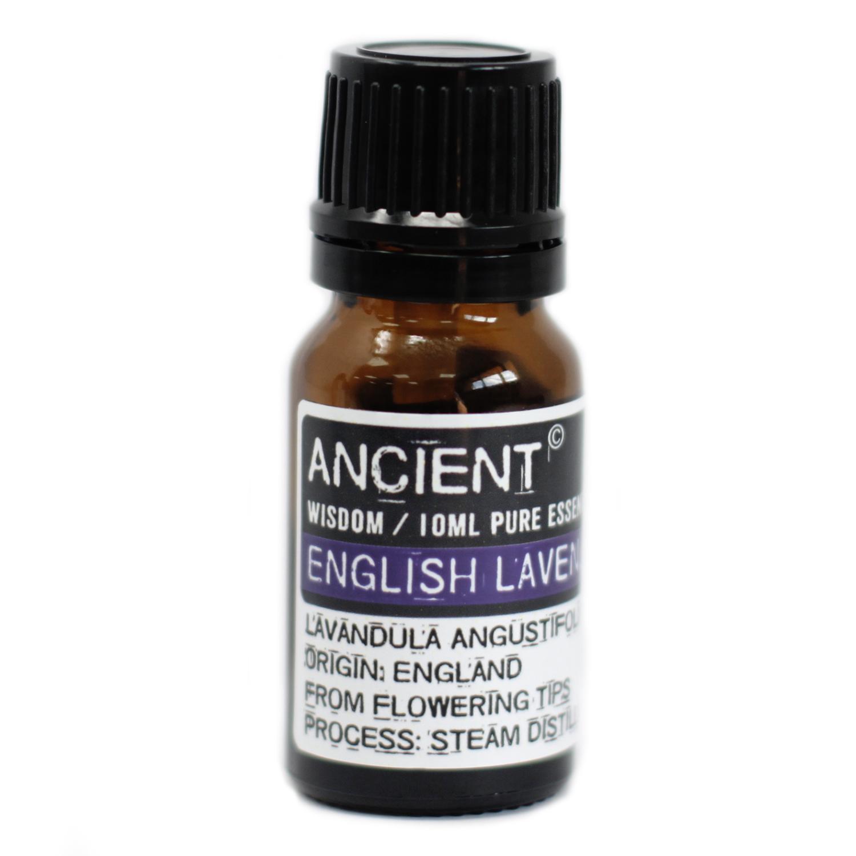 10 ml Anglická Levandule Esenciální Olej